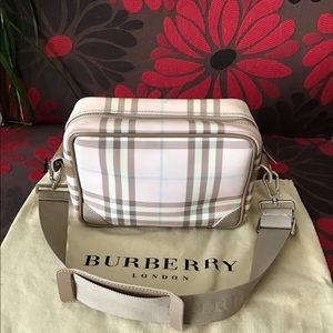 Burberry London Camera bag